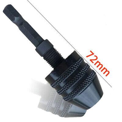 Electric Grinder Soft Shaft Small Chuck Three Claw Drill Chuck Hand Grip Chuck D