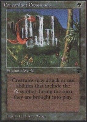 English Legends MTG Magic 1x Arboria Light Play