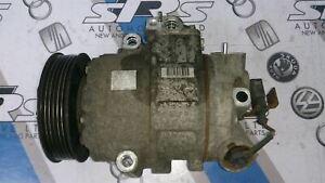 SEAT-Ibiza-MK4-Mark-4-VW-Polo-9N-Compresor-de-Aire-con-Bomba-1-9-TDI-6Q0-820-803-D