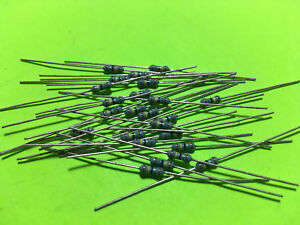 KOA 20 Pieces 1/4W .25 Watt 1% Tolerance Metal Film Resistor USA SELLER