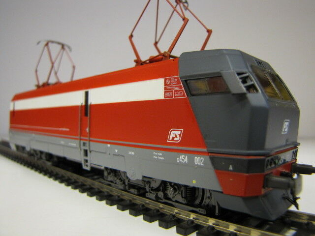 RIVAROSSI 1400 del 1992 scala H0 locomotiva elettrica FS E 454.002