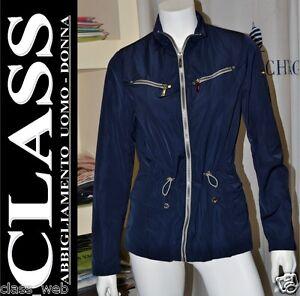 Blu 50 Geox Estivo Sfoderato Su Dettagli W2220e Jacket Donna Corto Giubbotto FWzWZqvB