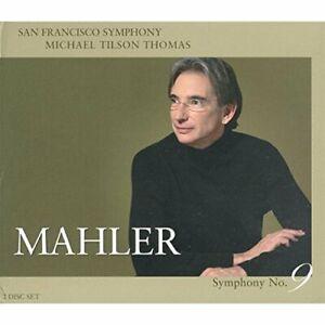 San-Francisco-Symphony-and-Michael-Tilson-Thomas-Mahler-Symphony-No-9-CD