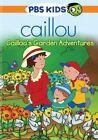 Caillou Caillou's Garden Adventures 0841887020176 DVD Region 1