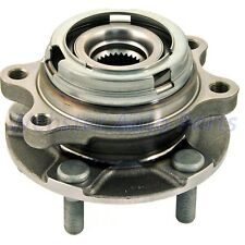 New Front Wheel Hub Bearing Assembly for Nissan Altima, Murano and Quest