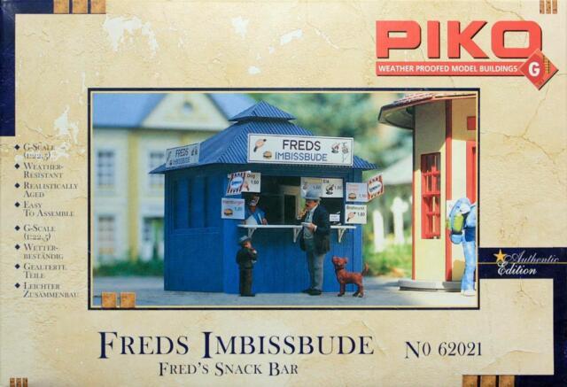 Piko 62021 G - Fred`s Imbiss NEU & OvP