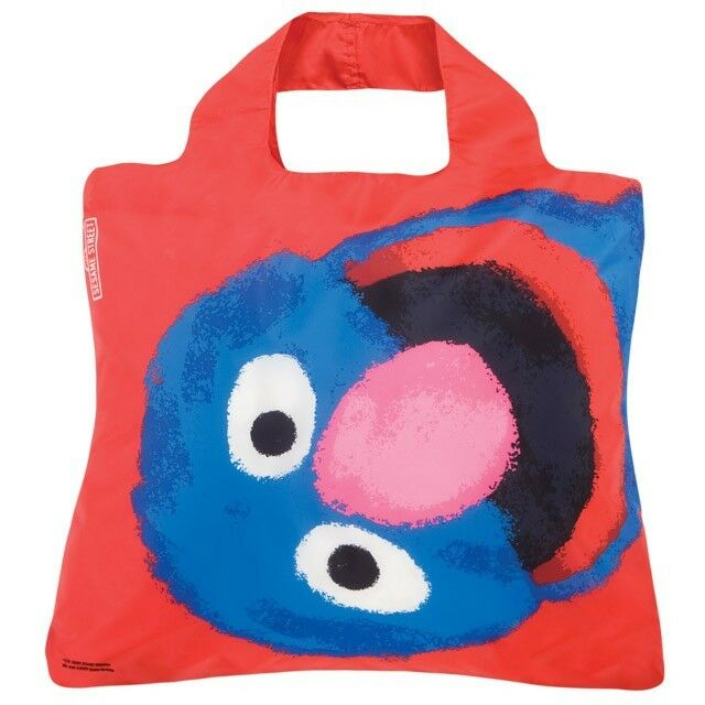 ENVIROSAX - Tasche Grobi - Sesamestreet Bag Grover