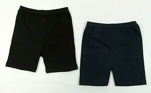 41fe5687ce Image is loading Girls-Ladies-Womens-Shorts-Hotpants-Cycle-Dance-PE-