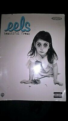Eels Beautiful Freak Sheet Music Song Book Songbook Guitar Tab Tablature Ebay