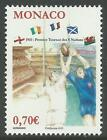 MONACO 2010 CENTENARY FIVE NATIONS RUGBY UNION 1v MNH