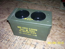 50 cal. AMMO CAN CUP HOLDER & STORAGE