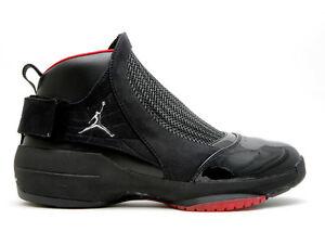 2008 Nike Air Jordan 19 XIX Retro CDP Bred Size 10. 332549-001 1 2 3 4 5 6 7
