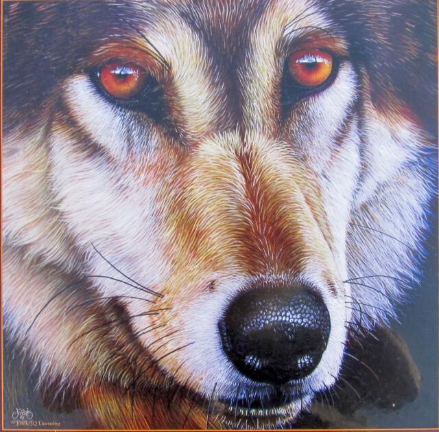 Jurek 58644 Wolf Face 1000 pc puzzle by SunsOut Artist