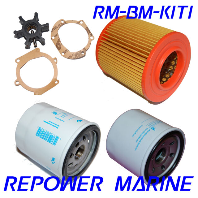 Service Kit for Beta Marine Diesel, Beta 10, Beta 14, Beta 16, Beta 20 Beta 25