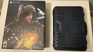 Death Stranding PS4 Collector's Limited Edition Box, Case, and Tape - NO Game