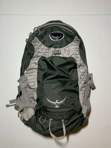 Osprey Stratos 24 Hiking Backpack Gray