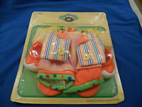Cabbage Patch Kid Circus Kids Doll Clothes Clown Outfit Sealed 3691 Edp 003691