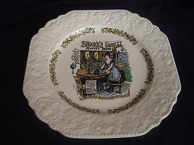 Lord Nelson Brook S Soap Plate Ebay