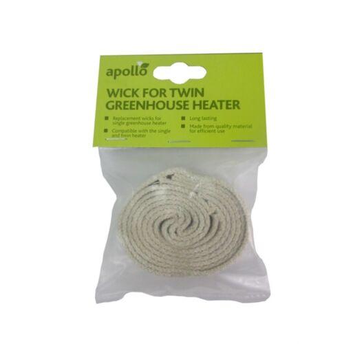 Apollo Wick For Twin Greenhouse Heater,