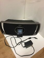 PHILIPS PORTABLE SPEAKER DOCKING STATION FOR iPOD & iPHONE SBD8100/37 Plus 16 G