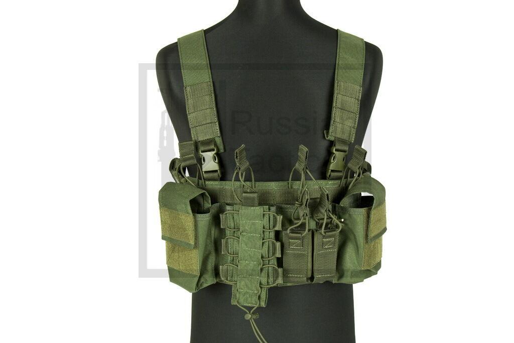 MBC Russian D3 Tactical Chest Rig (Ranger Grün)