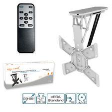 TV Support motorisé, avec IR Télécommande pliable PLAFOND POUR LCD TV T