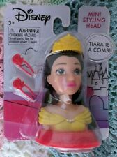 Disney Mini Styling Head Rapunzel Or Belle With Tiara Age 3 party bags