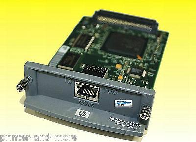 cp4025 HP Printserver SCHEDA DI RETE PER HP COLOR LASERJET cp3525 cp4525,