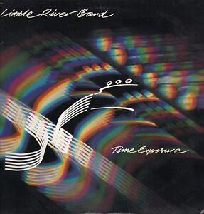Little-River-Band-Vinyl-LP-Capitol-Records-1981-ST-12163-Time-Exposure-VG