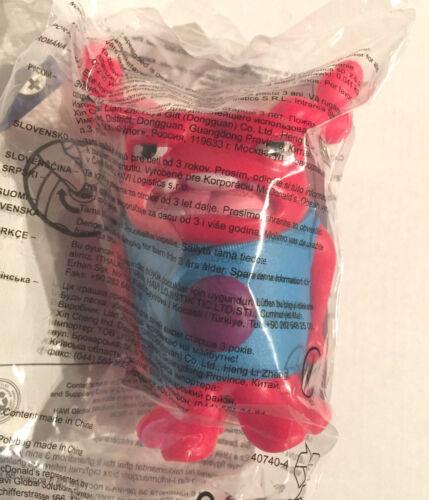 Home Movie Aliens Boov Toy Figures Mcdonalds UK 2015 New Sealed 8-11cm