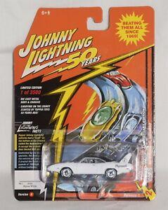 Johnny Lightning Pez 50 Years 50th Anniversary Superbird