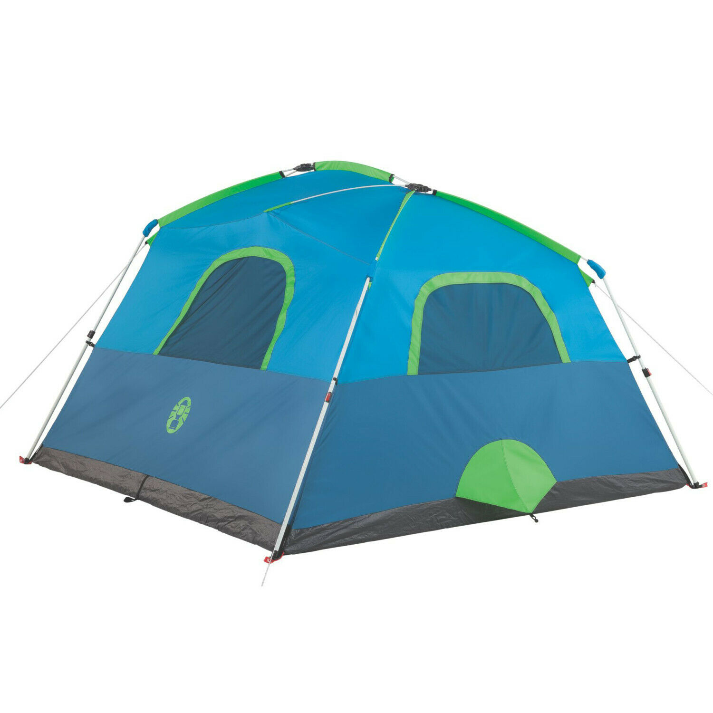 Coleuomo Signal Mountain 6 Person Instant SetUp Tent