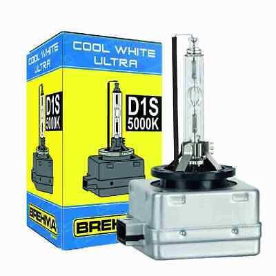 2x BREHMA D1S Xenon Brenner Cool White Ultra 5000K 35W 85V Xenon Birne Lampe