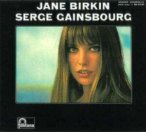 "Serge Gainsbourg & Jane Birkin ""Jane Birkin - Serge Gainsbourg"" (RARE CD)"