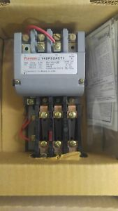 Furnas 14DP32AC71 Motor Starter 3ph 7.5 - 10 HP Size 1
