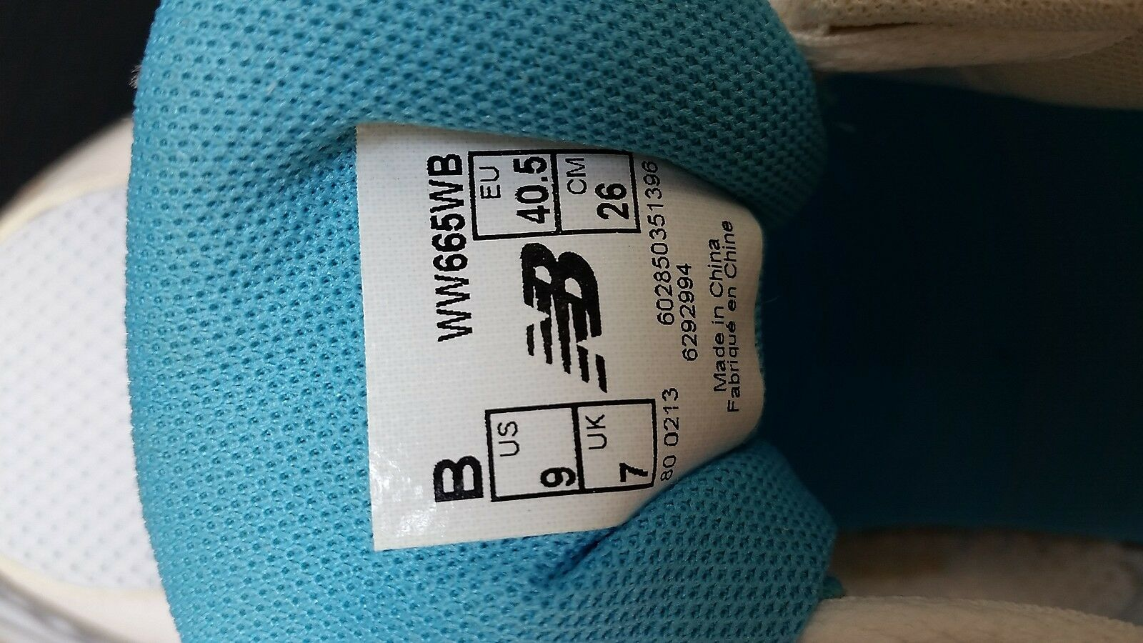 New Balance Schuhes Athletic Weiß Sneakers Walking Damenschuhe Größe Größe Damenschuhe 9 EU 40.5 25dac7