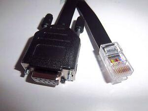 RS232 APC Smart Ups 9PIN a Rj50 Cavo per SMT750 Modello