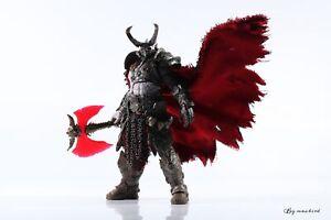 Custom Cape Set For Mcfarlane Doom Eternal Marauder Ebay