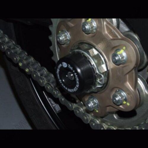 R&G Schwingen Protektoren Ducati Multistrada 1200 1260  ´10- Swingarm Protectors