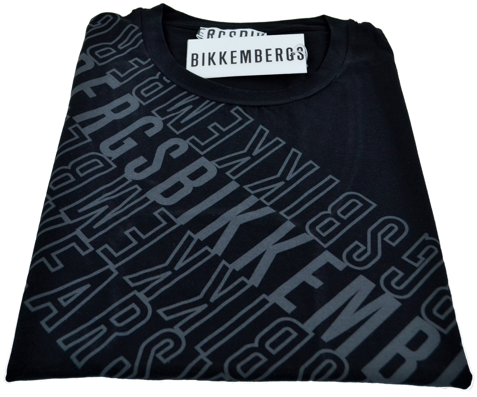 Bikkembergs T-shirt Sea Made in