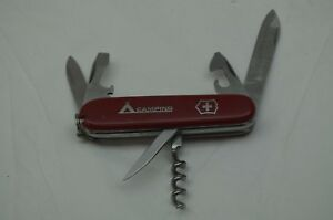Vintage Swiss Army Knife Camping