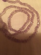 Gem X 20 Pieces Ametrine Small Chips Jewellery Stones Beads Necklace Crafts