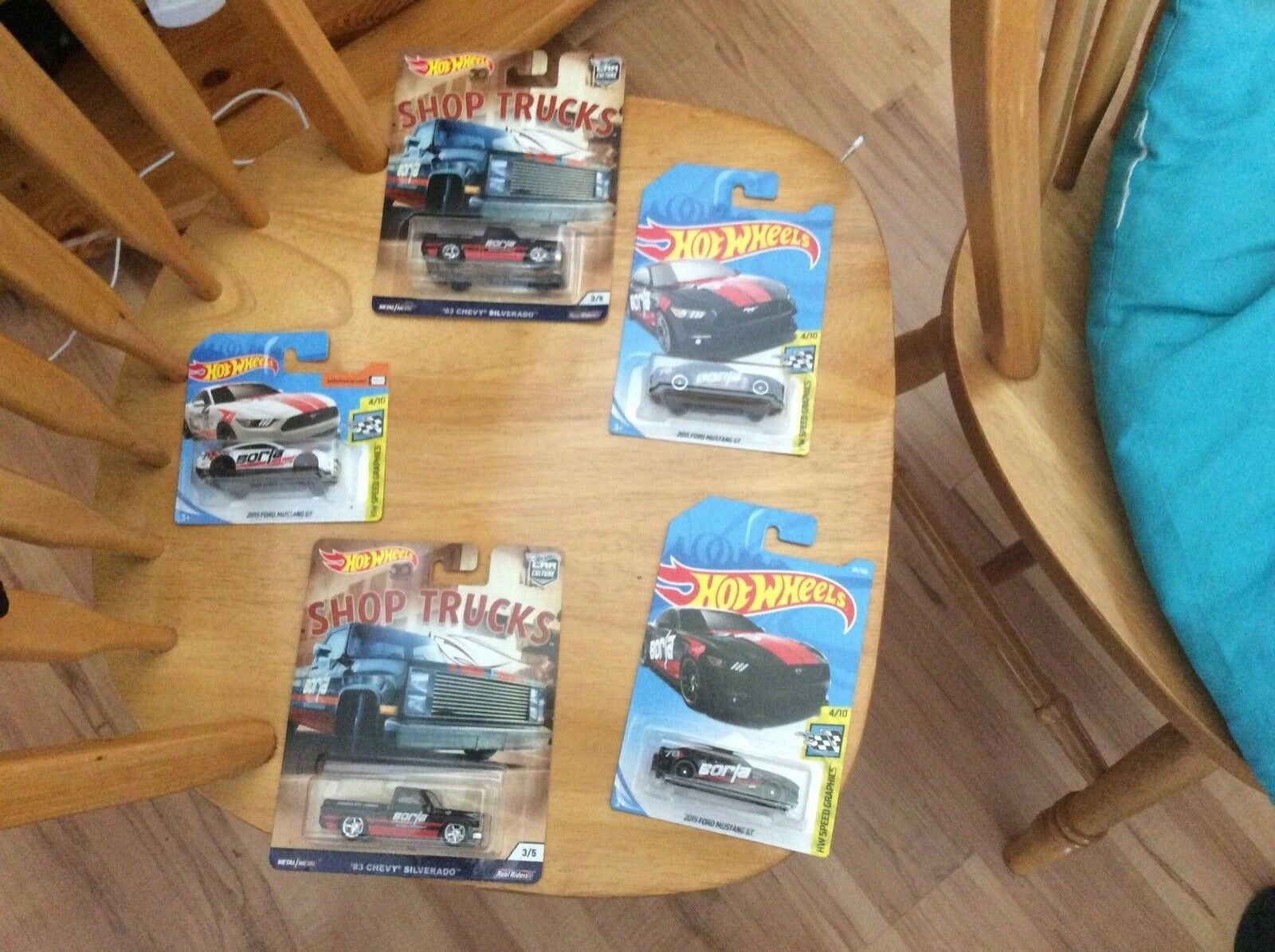Hotwheels Borja set with STH, Error, Premium car and Mainlines VHTF MINTY