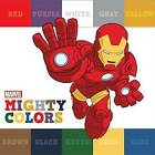 Mighty Colors by Marvel Press Book Group (Board book, 2016)