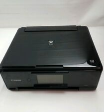 Canon TS8120 PIXMA Black Wireless Inkjet All-In-One Printer