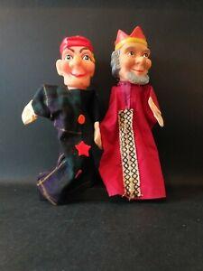 2 Vintage Des Marionnettes Et D'Avoir Une Longue Vie.