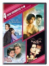 Sandra Bullock Romance: 4 Film Favorites (DVD, 2012, 2-Disc Set)BRAND NEW SEALED
