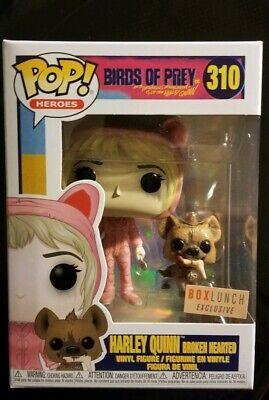Birds Of Prey Broken Hearted Harley Quinn Funko Pop UK IN STOCK!