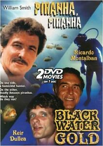 PIRANHA-PIRANHA-BLACK-WATER-GOLD-NEW-DVD