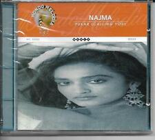 Pukar (Calling You) by Najma (CD, Jan-1998, ARK 21 SEALED NEW Mondo Melodia